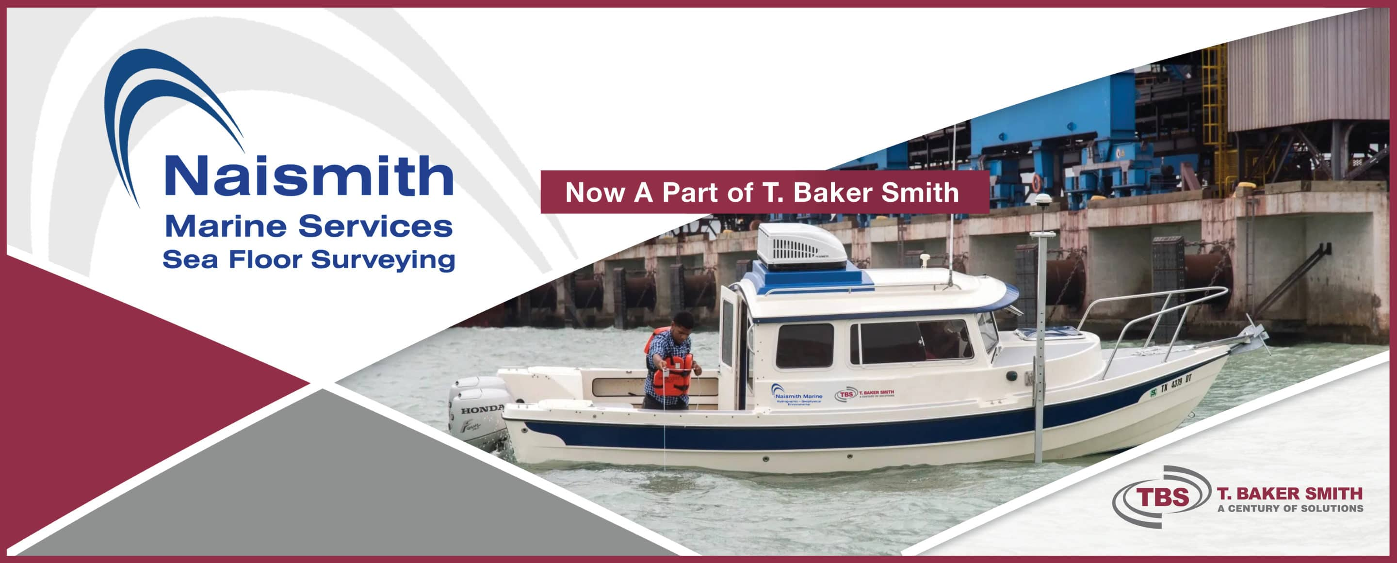 T. Baker Smith Acquires Naismith