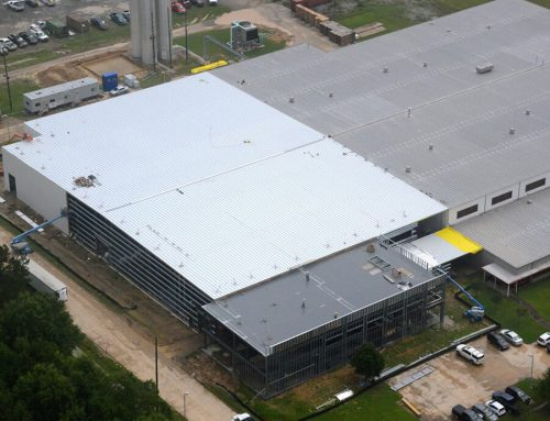 Laitram Northshore Expansion