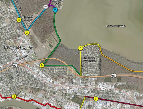 Morgan City Levee Improvements